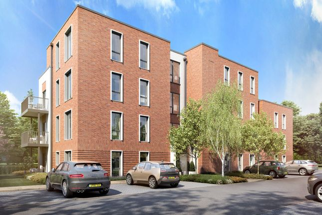 "Thumbnail Flat for sale in ""Wandsworth Court"" at The Green, Upper Lodge Way, Coulsdon"