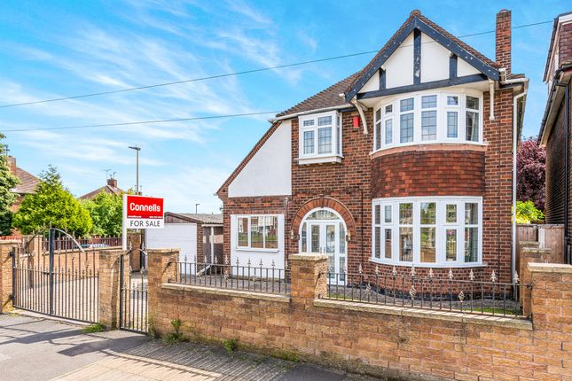 Thumbnail Detached house for sale in Colchester Road, Leicester