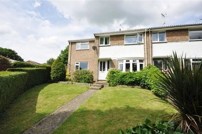 Thumbnail End terrace house for sale in The Bridle, Stroud