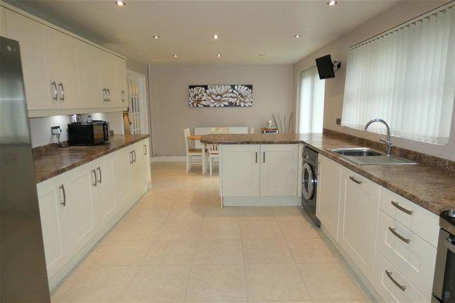 Kitchen / Diner of Barley Sheaf, Front Street, Rosemarket, Milford Haven SA73