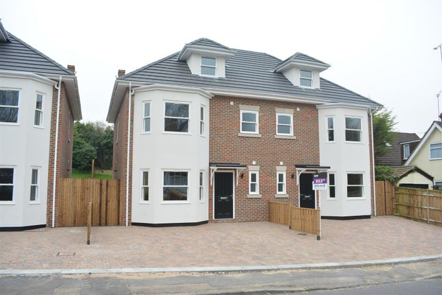 Thumbnail Semi-detached house for sale in Rosebery Road, Epsom