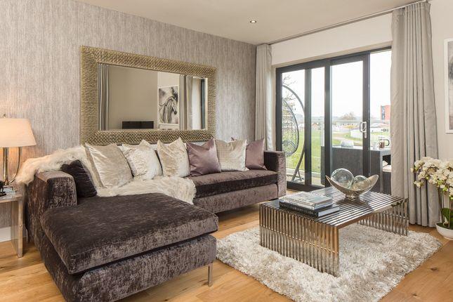 "Thumbnail Flat for sale in ""Linton Apartments"" at Hauxton Road, Trumpington, Cambridge"