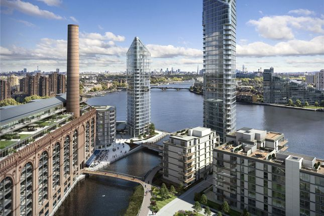 Flat for sale in Chelsea Waterfront, Lots Road, London