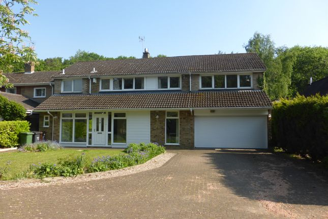 Thumbnail Detached house for sale in Kingswood Place, Corby