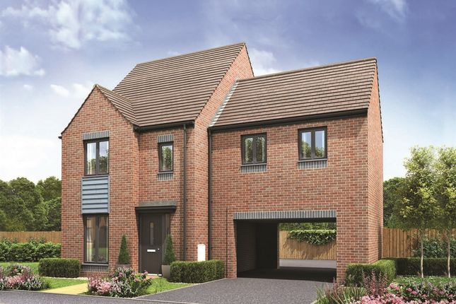 """Thumbnail Detached house for sale in """"The Kinnerley"""" at Lawley Drive, Lawley, Telford"""