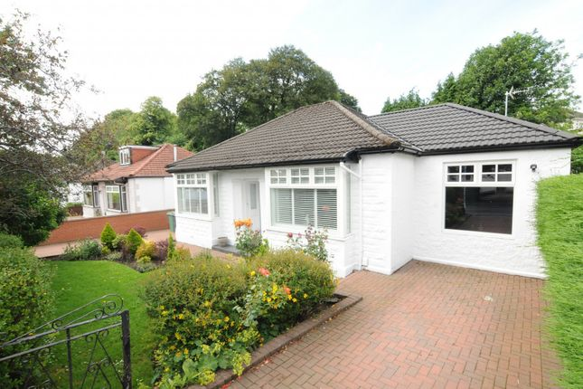 Thumbnail Detached bungalow for sale in 17 Gray Drive, Bearsden, Glasgow