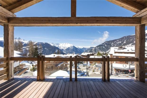 Thumbnail Apartment for sale in Rosalp Residences Phase 2, Verbier, Valais, Switzerland
