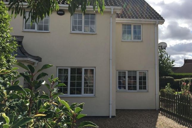 Thumbnail Semi-detached house for sale in Louies Lane, Diss