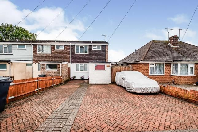 3 bed end terrace house for sale in Cheviot Road, Worthing, West Sussex BN13