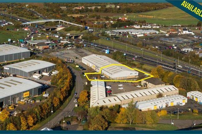 Thumbnail Light industrial to let in Unit 20, Newbridge Industrial Estate, Cliftonhall Road, Newbridge, Edinburgh