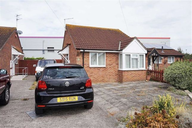2 bed semi-detached bungalow to rent in Kenn Close, Weston-Super-Mare BS23