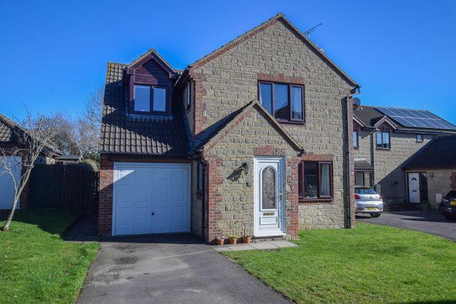 Thumbnail Detached house for sale in Moffatt Rise, Malmesbury