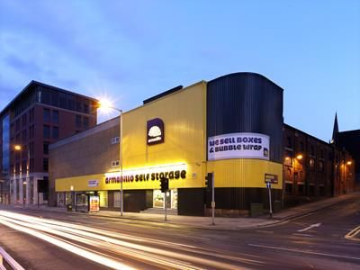Warehouse to let in Armadillo Sheffield West Bar, 79 West Bar, Sheffield