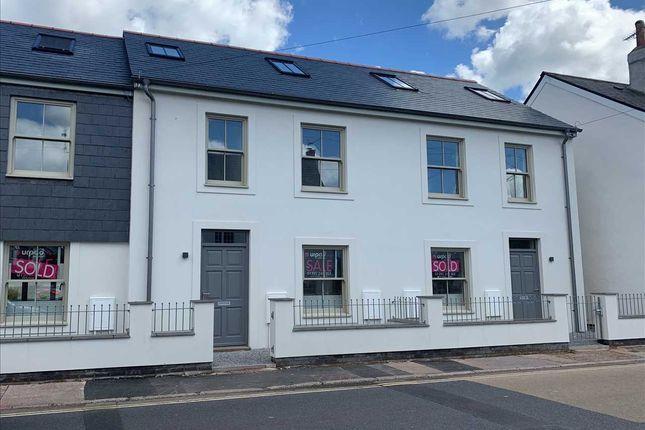 Thumbnail Town house for sale in Pretty's Mews, High Street, Topsham