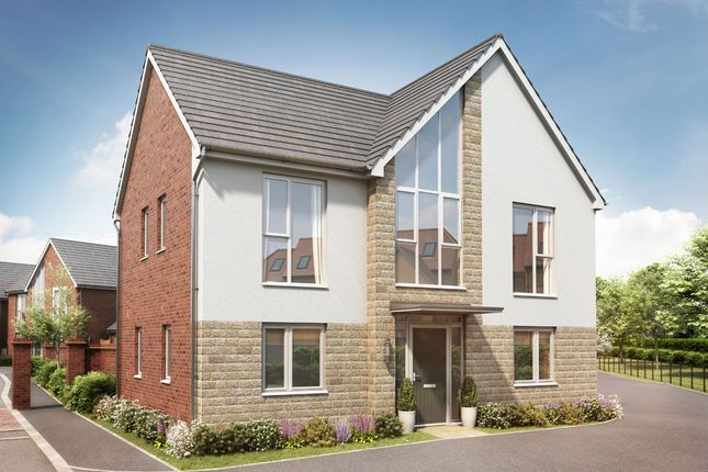 Thumbnail Detached house for sale in Meon Vale, Marketing Suite, Campden Road, Long Marston, Stratford