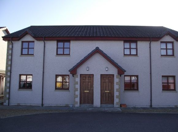 Thumbnail Flat to rent in Knockomie Rise, Forres