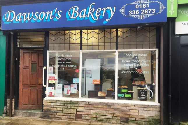 Retail premises for sale in Manchester Road, Denton, Manchester