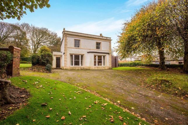 Thumbnail Detached house for sale in Smithy Lane, Preesall, Poulton-Le-Fylde, Lancashire