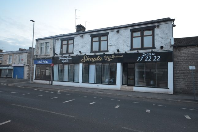 Thumbnail Restaurant/cafe to let in Restaurant, Blackburn Road, Darwen
