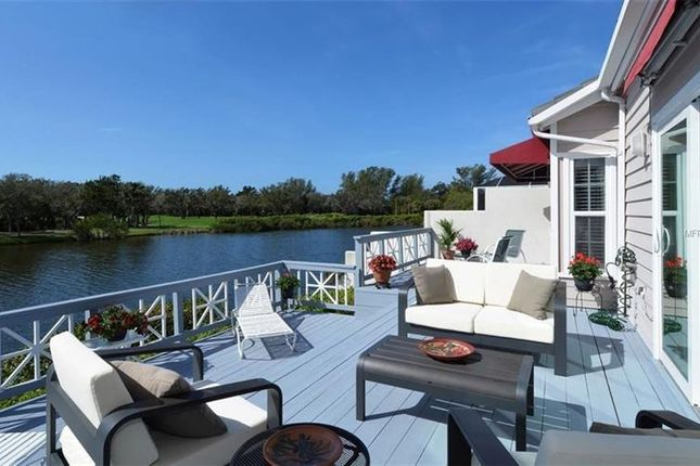 Thumbnail Villa for sale in 3415 Winding Oaks Dr #8, Longboat Key, Florida, 34228, United States Of America