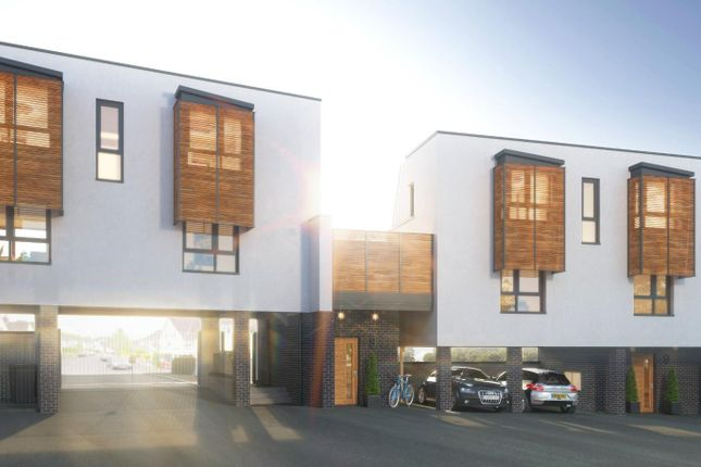 Thumbnail Detached house for sale in Whitehall Road, Redfield, Bristol