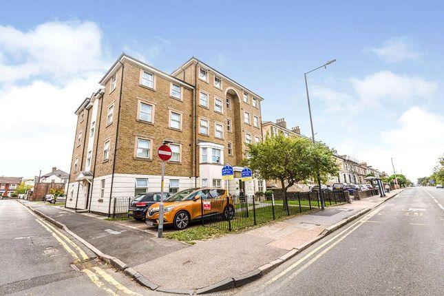 2 bed flat for sale in Pioneer Court, The Overcliffe, Northfleet, Kent DA11