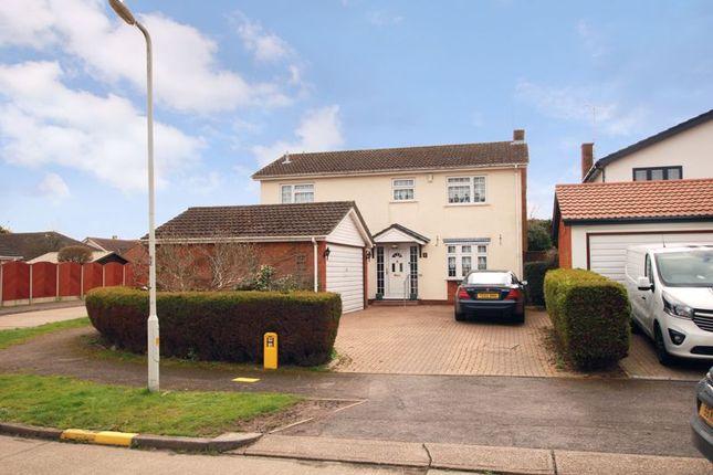 Detached house for sale in Riverside Walk, Wickford