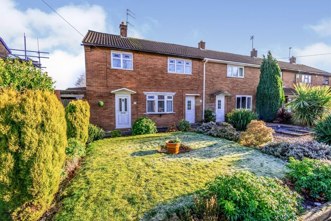3 bed end terrace house for sale in Rugeley Avenue, Willenhall WV12