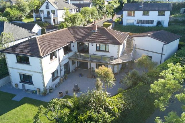 Thumbnail Detached house for sale in Kingswear Road, Hillhead, Brixham