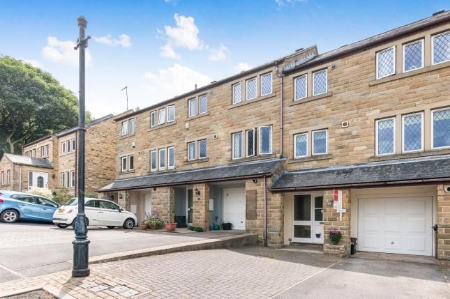 Thumbnail Terraced house for sale in Shibden Garth, Shibden, Halifax, West Yorkshire