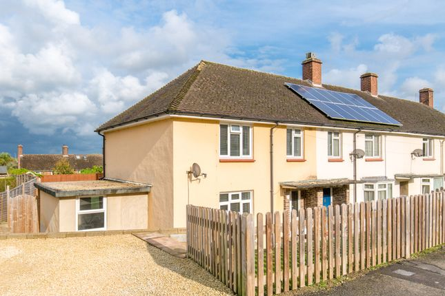 3 bed end terrace house for sale in Crisp Road, Lewes