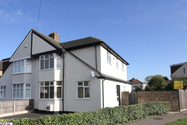 Thumbnail Semi-detached house for sale in Neville Close, Potters Bar
