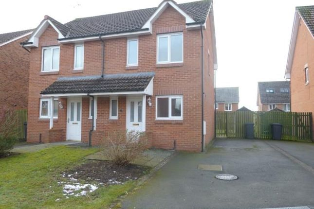 Thumbnail Semi-detached house to rent in 32 Caulstran Street, Dumfries