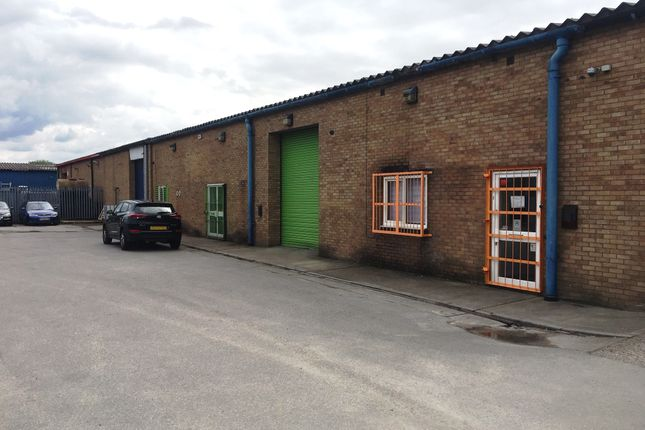 Thumbnail Industrial to let in Chieftain Way, Tritton Road, Lincoln