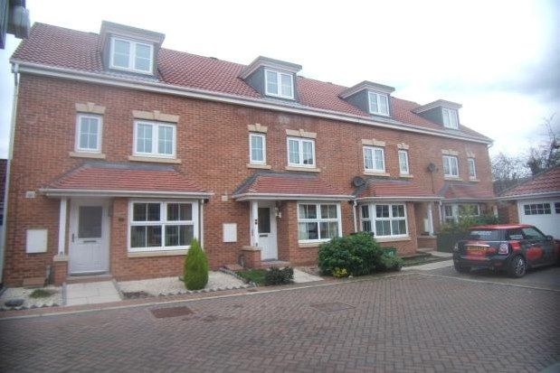 Thumbnail Town house to rent in Cherry Tree Walk, Knottingley
