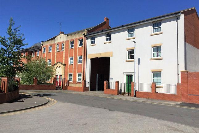 Thumbnail Flat to rent in Francis Street, Hull
