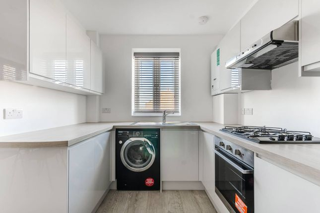 Thumbnail Flat to rent in Mitcham Road, Tooting, London
