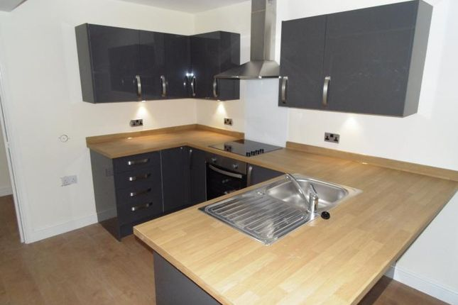 Thumbnail Flat to rent in Flat 7, Carr Crofts, Armley