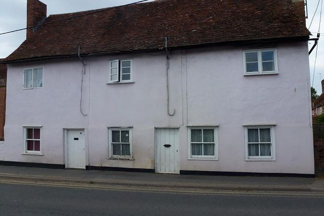 Thumbnail Cottage for sale in Bures Road, Great Cornard, Sudbury