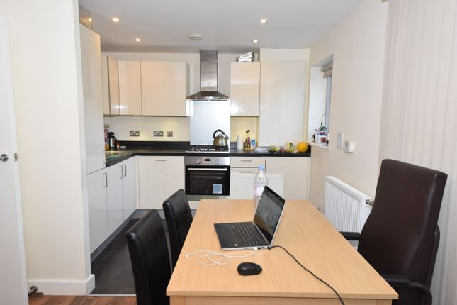 Thumbnail Flat to rent in Runcie Court, New Mossford Way, Barkingside, Ilford