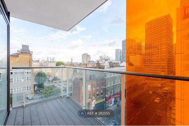 Thumbnail Flat to rent in Kensington Apartments E1, London,