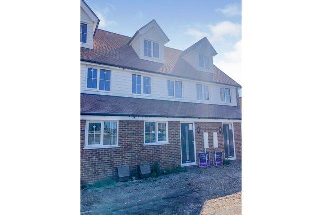 3 bed terraced house for sale in Marshall Terrace Bleak Road, Lydd Romney Marsh TN29