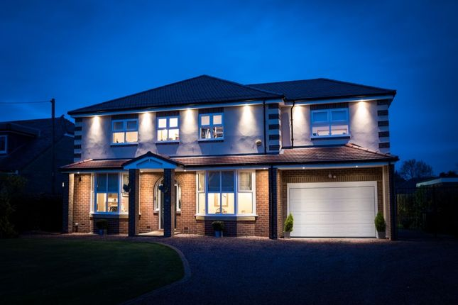 Thumbnail Detached house for sale in Cornmoor Road, Whickham, Newcastle Upon Tyne