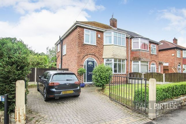 Thumbnail Semi-detached house to rent in Grosvenor Road, Sale
