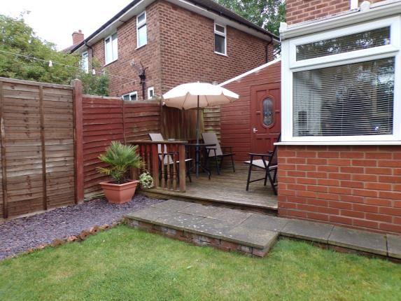 Thumbnail End terrace house for sale in Orpwood Road, Kitts Green, Birmingham