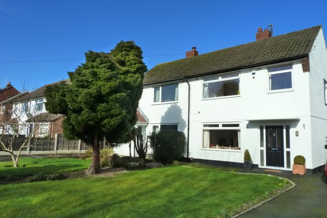 Thumbnail Semi-detached house to rent in Dean Lane, Hazel Grove, Stockport