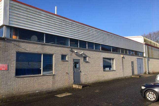 Thumbnail Warehouse to let in Estover Close, Plymouth