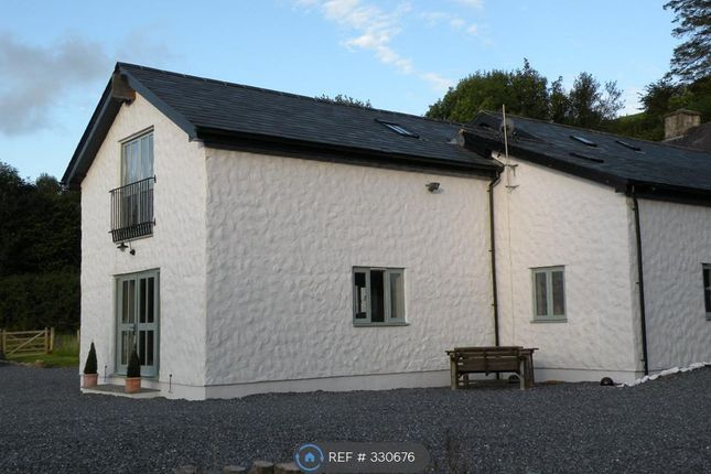Thumbnail Semi-detached house to rent in The Old Barn Annexe, Carmarthen