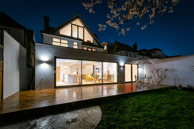 Thumbnail Detached house for sale in Mount Pleasant Road, Brondesbury, London