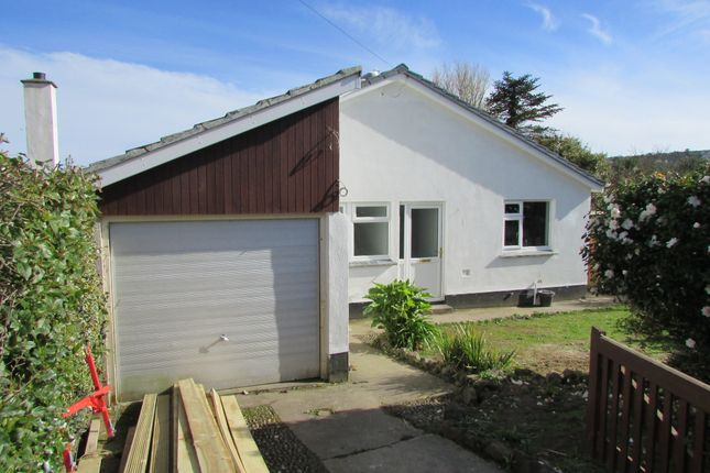 Thumbnail Bungalow to rent in Lidden Crescent, Penzance